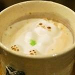 押上猫庫 - 料理写真:ぷっくり猫ちゃんアートの3Dドリンク(550円)ソイオーレ