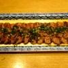 まんだりん - 料理写真:牛たたき(1500円)