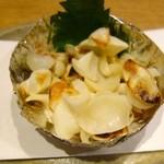 まんだりん - 焼ゆり根(1000円)