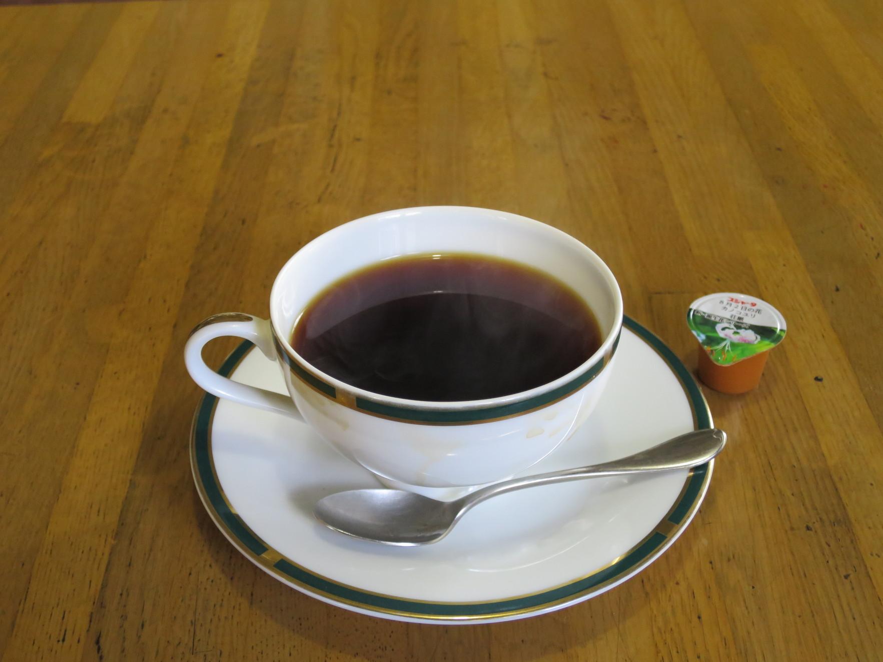 ハイ・グラウンコーヒー