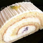 欧風菓子 カマンベール - チーズロール