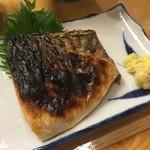 むらこし食堂 - サバ塩焼