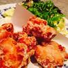 きぼう味 - 料理写真:鶏のカラァゲ