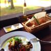 大神ファーム レストラン - 料理写真:おおがランチ 今日はチキンソテー。