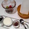 ターナ - 料理写真:燻製バターとトマトジャム、オリーブ