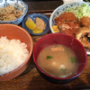 まるや - 料理写真:ミックスフライ定食980円