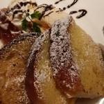 ロータスカフェ - フレンチトースト
