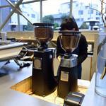 ブルーボトルコーヒー 清澄白河 ロースタリー&カフェ -