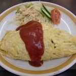 レストラン サム - オムライス(700円)