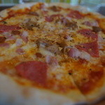 スマイルキッチン ピザダイナー - ニクニクしいピザ