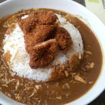 CURRY&DINING BAR e-two - カツカレー甘口900円