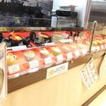 海鮮丼の浦島 - 店前メニュー 2 【 2015年3月 】