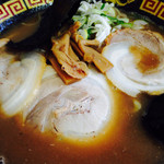 やけっぱち - 煮干しラーメン750