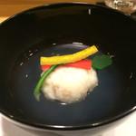 36241128 - 蛤糝薯のお椀