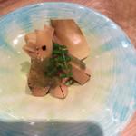 豊。 - 竹の子の木の芽味噌焼き