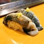 栄寿司 - 2015.3 なまこ(1貫110円)