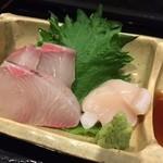創作天ぷら いち - お作り