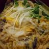 つ串 - 料理写真:親子丼