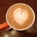 ドットカフェ - カフェラテ