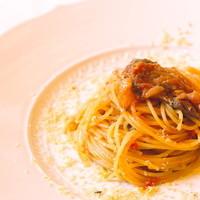 スパゲッティー イワシのパレルミターナ(カサレッチェでも出来ます)