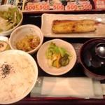 36268360 - さば塩焼き定食 540円(税込)(2015年3月20日撮影)