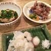 すし屋の芳藤 - 料理写真:あん肝、ホタルイカ、水タコ