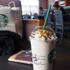 スターバックス・コーヒー - ドリンク写真:アーモンドミルクフラペチーノ