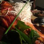 酒の魚 和海 - カサゴの煮付け
