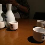 酒の魚 和海 - 日本酒