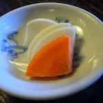 水塩土菜 - 漬物