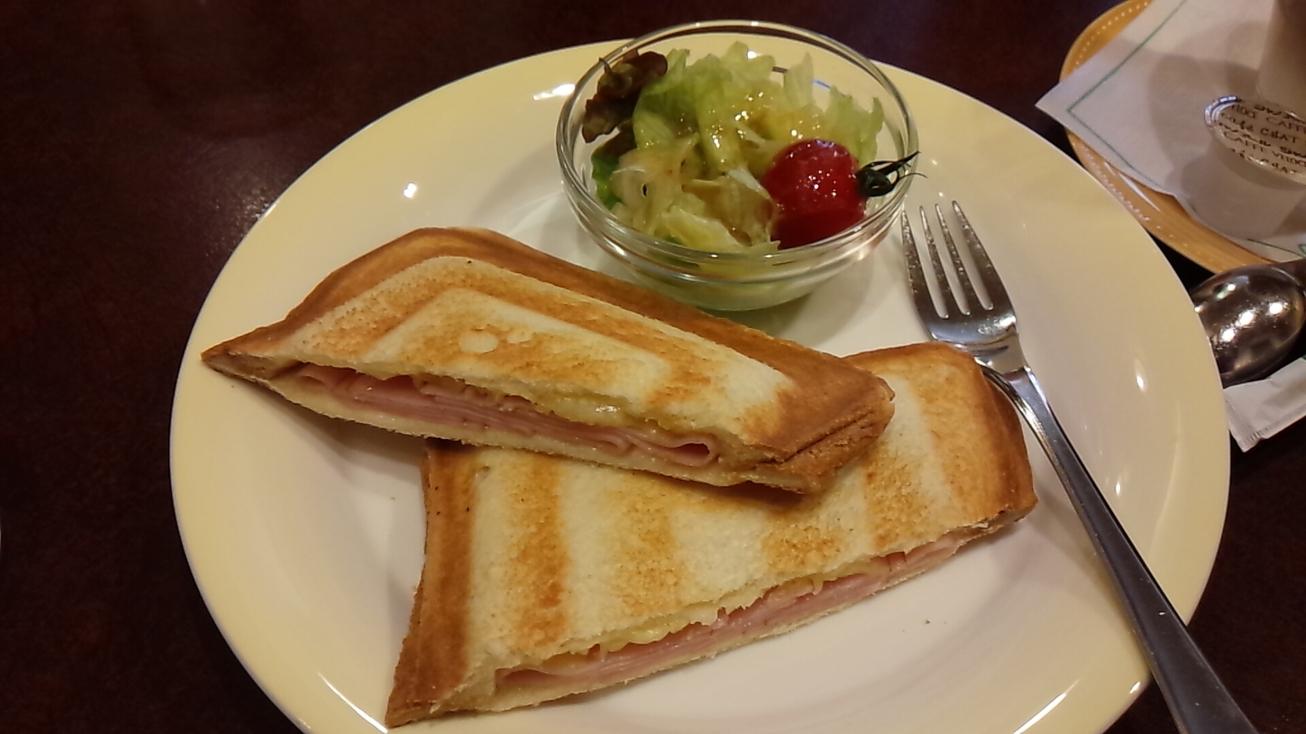 コーヒーハウス・シャノアール 中村橋店