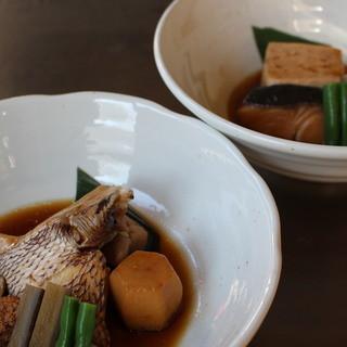 各種魚料理