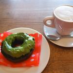 ハレノバ - ドーナツ&コーヒー
