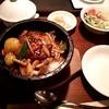 カサブランカ - 料理写真:石焼プルコギ丼セット