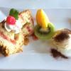 カフェドエピ - 料理写真:ランチ デザート