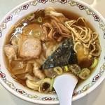 春木屋 - わんたん麺(¥1,200)3/28/2015