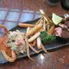 祭りばやし - 料理写真:香箱がに(握り)