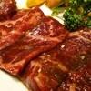 東海苑 - 料理写真:ロースは脂身も適度で美味しいです(*´∀`)
