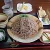 蕎麦切 左膳 - 料理写真:もり