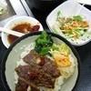 やきやき亭 - 料理写真:ハラミ定800円