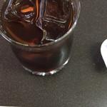 レストラン サム - セットのコーヒー