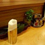 """麺Dining セロリの花 - 吉祥寺""""麺Diningセロリの花""""店内セッティング"""