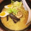 マグナム勇成 - 料理写真:川越に帰ったら食べたい一品のひとつ。げんこつ醤油。縮れ麺がgood!