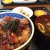 海鮮食堂 魚増 - 料理写真:タコ天丼、ごちそうさま!
