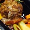 木を植えるレストラン オーロラ - 料理写真:石垣牛100%スペシャルハンバーグ
