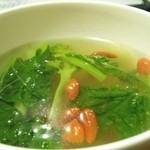 36347358 - 時令薬膳湯(季節の薬膳スープ)