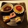 はたご亭 - 料理写真:前菜(コース)