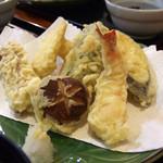 ふく一 - 天ぷら