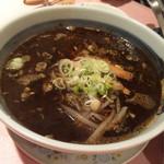 蘇州 - 2015.3.29 黒胡麻担々麺