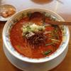 金蘭亭 - 料理写真:スーパー坦々麺EX。